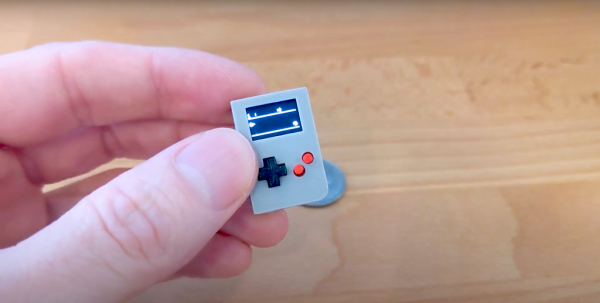 The Arduboy Nano Mini Gameboy Clone Needs to be Played with a Microscope