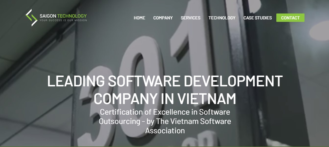 Saigon Technology