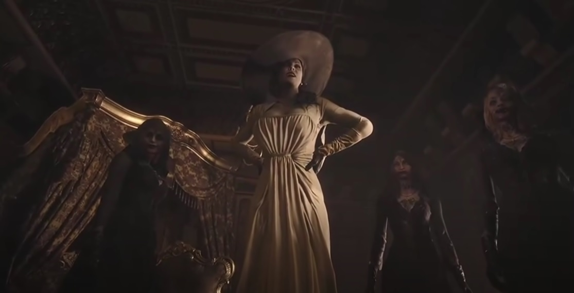 'Resident Evil Village' Vampire Lady's Height Revealed by Game Art Director Saying She's Even Taller Than the Tallest Human