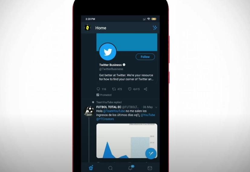 Twitter Darkmode
