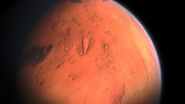 NASA Mars nuclear-powered rocket
