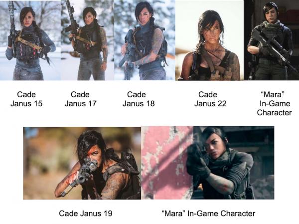 Activision, Infinity Ward, Major League Gaming Sued Over 'Cade Janus' Character