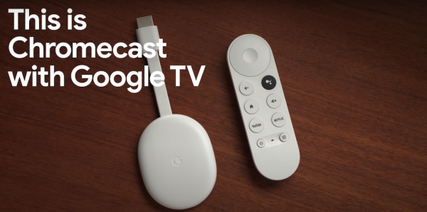 Chromecast with Google TV New Update Available Featuring the December 2020 Security Patch