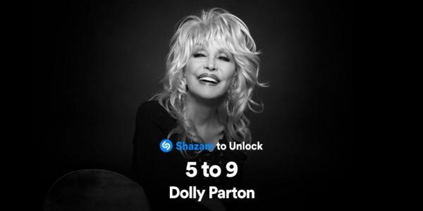 Shazam Dolly Parton