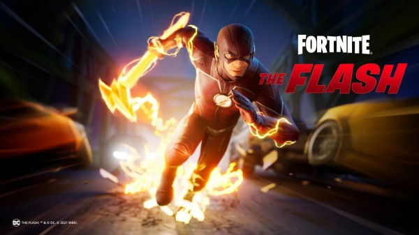 Fortnite Hearts Wild Cup The Flash