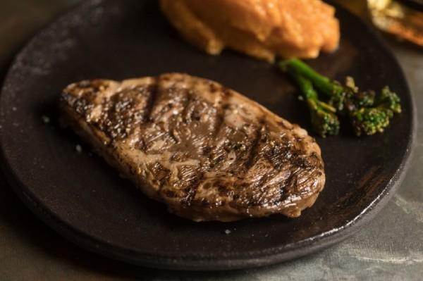 3D bio-printed steak Israel