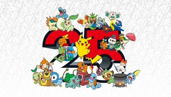 McDonald's Happy Meal Pokemon 25th anniversary trading card