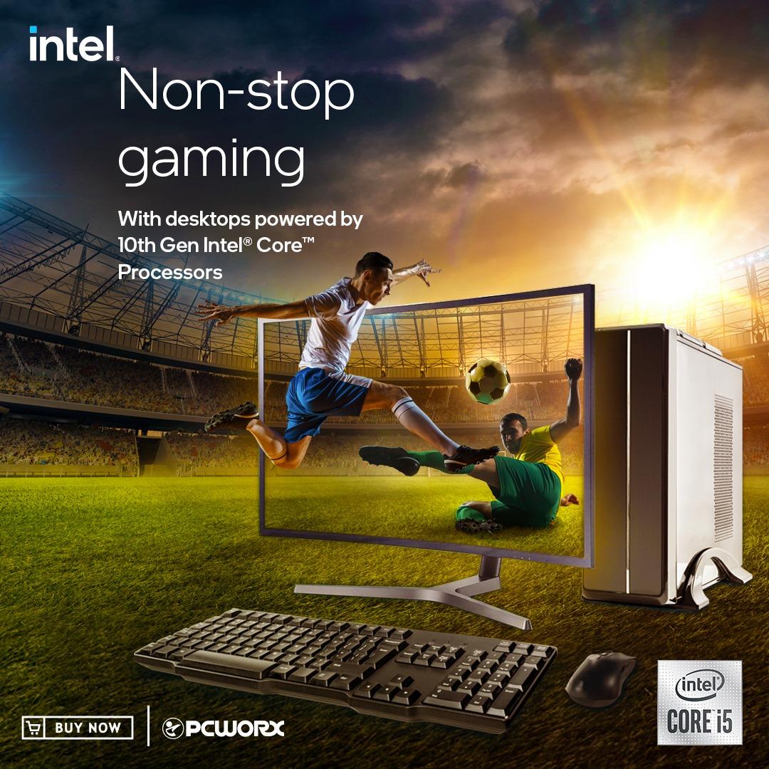 Intel Comet Lake series discounted