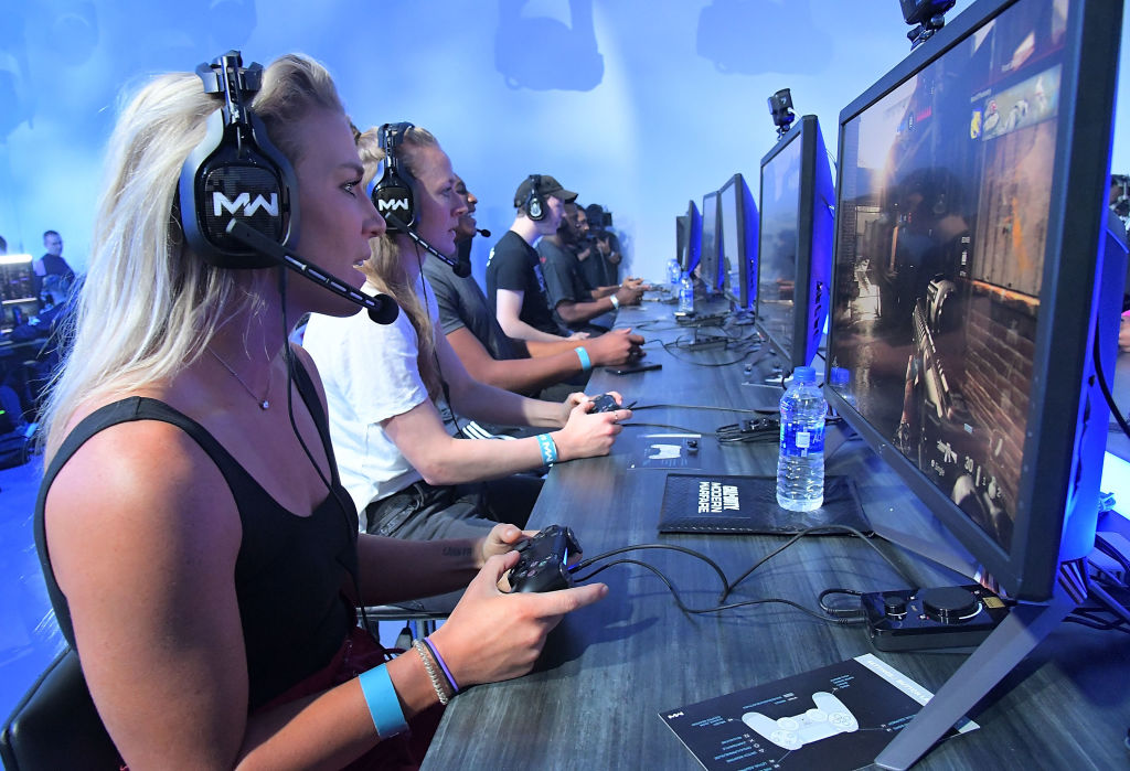 NBA and USWNT Stars Battle Each Other at Call of Duty: Modern Warfare Multiplayer Reveal