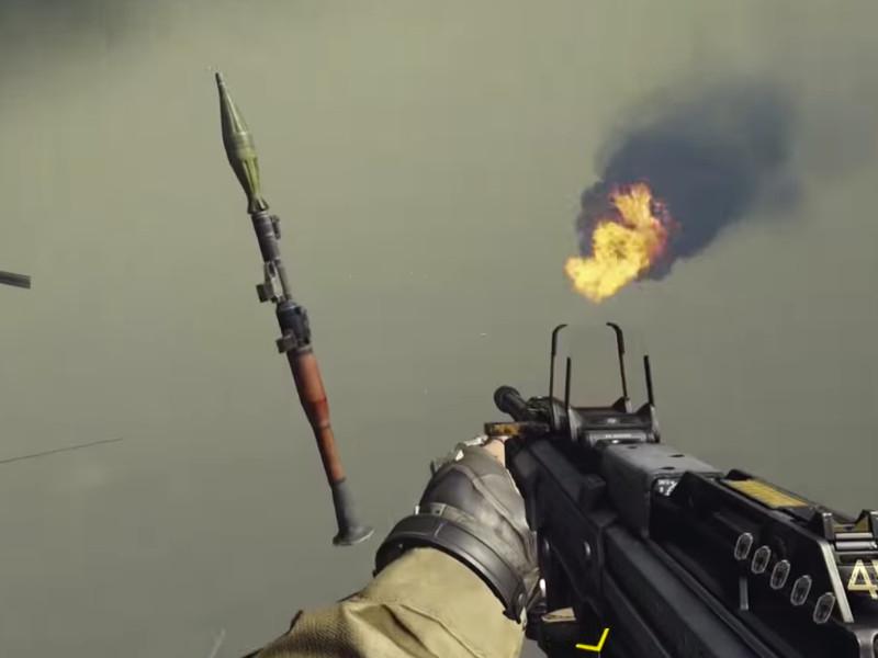 Call of Duty Secret Weapon