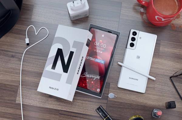 Samsung Galaxy Note 21 FE Fan Edition