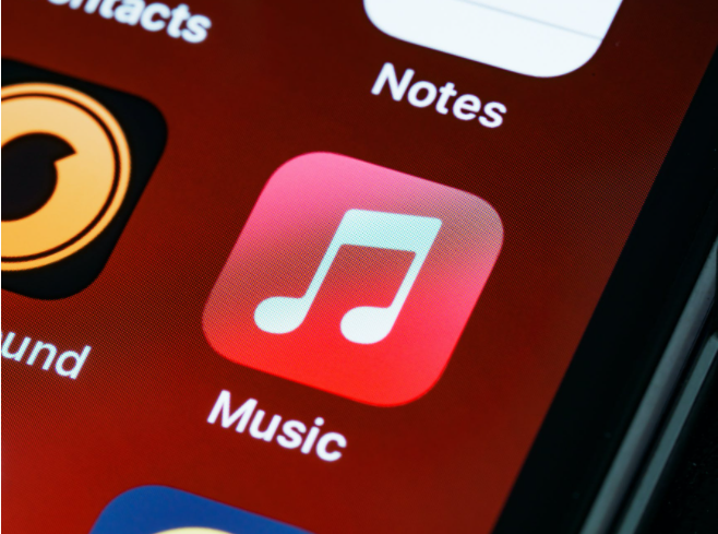 music streaming service