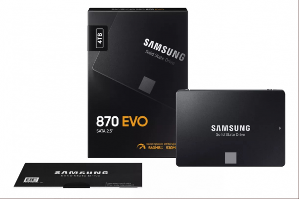 Samsung 870 EVO SSD Sata's Exact Specs: Things That Makes This a Great Computer Hardware