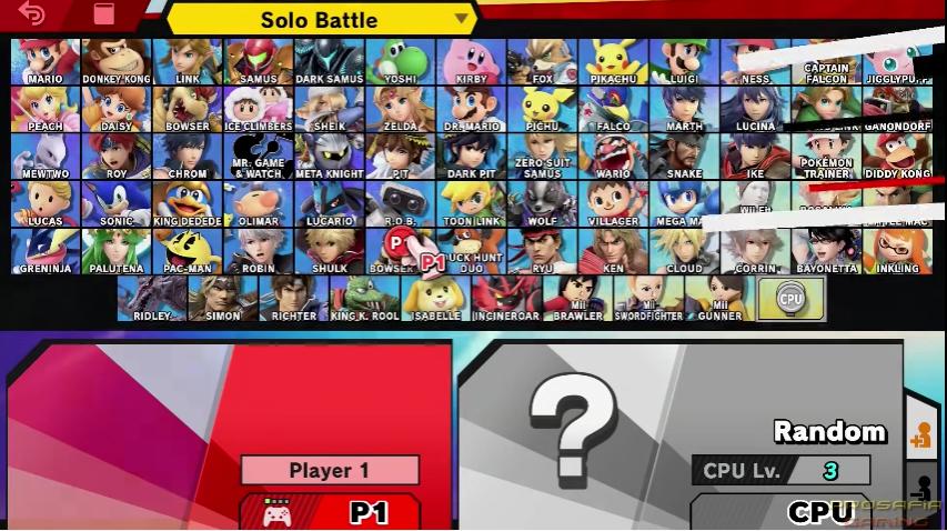 Nintendo Direct 2021 Smash Bros DLC Character Possible Reveal