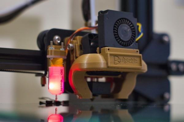 3D printed home