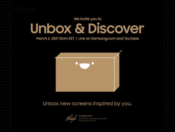 Samsung Unbox & Discover