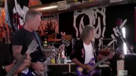 Twitch BlizzConline Metallica