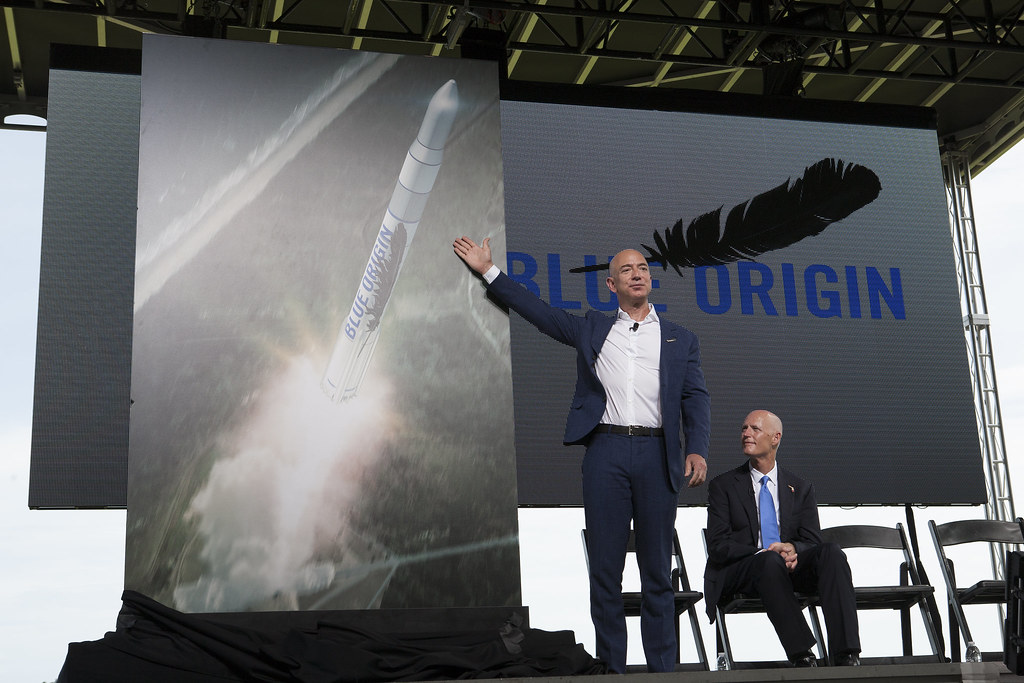 Jeff Bezos Going to Space is Risky
