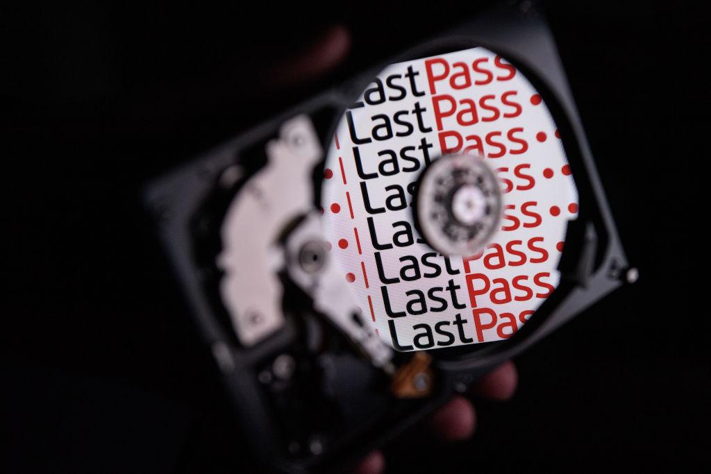 LastPass trackers