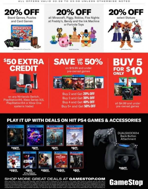 GameStop tax cut day sales (4)