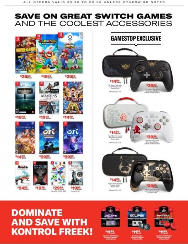 GameStop Tax Day Discount (2)