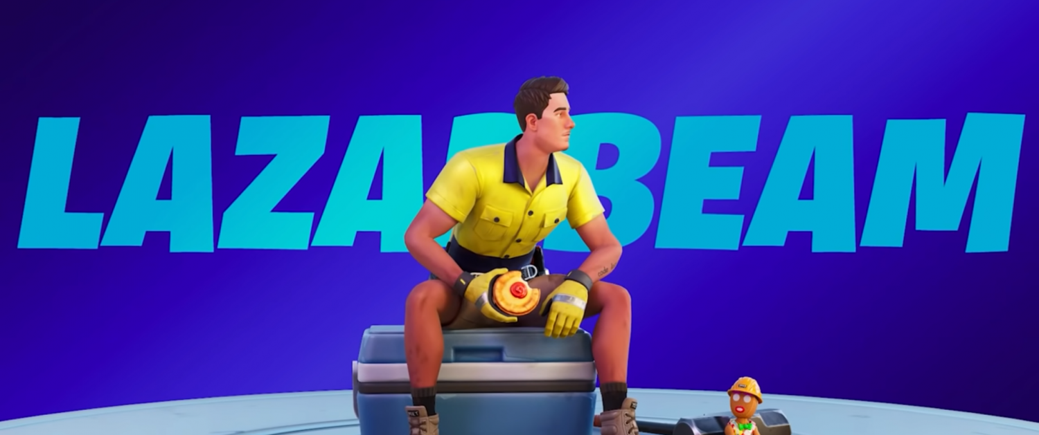 Fortnite Newest Update Fortnite Update 15 50 Lazarbeam Skin Reveal Hand Cannon Server Downtime Status And More Tech Times