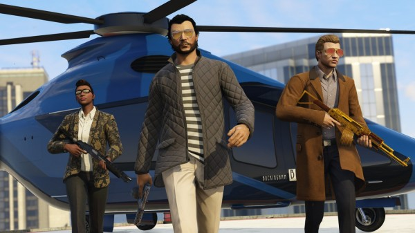 [HACK] 'GTA Online' Loading Speeds by 70 Percent; Here's How