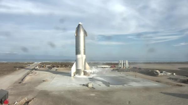 SpaceX SN10 Starship