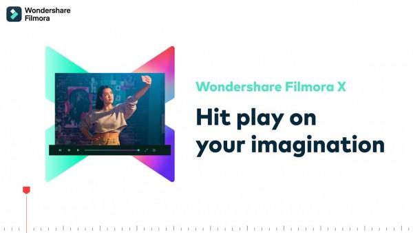 Wondershare Filmora X