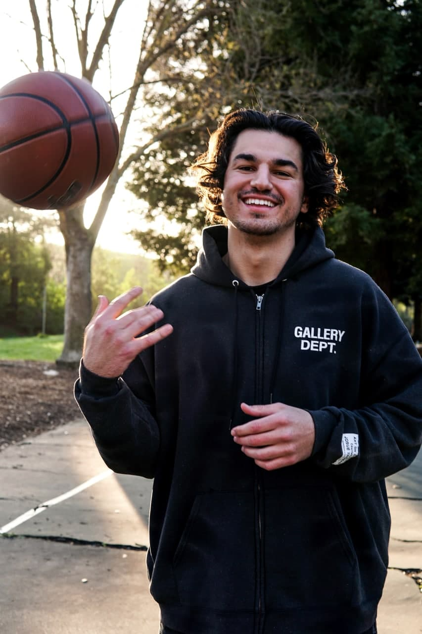 From College Basketball Star to Entrepreneur – The Story of Gabe Adzich's Unusual Rise to the Top