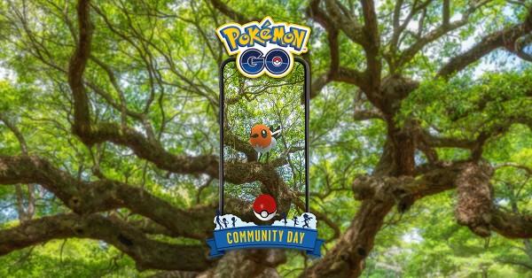 Pokemon GO Community Day March