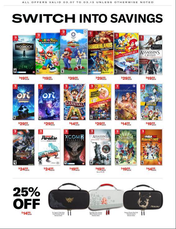 GameStop Tax Day Sale 2 (2)