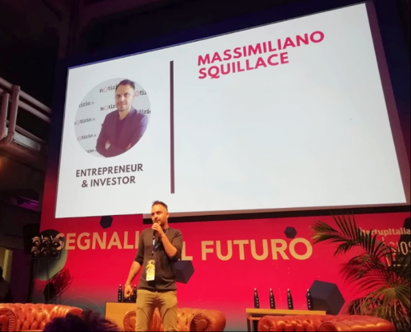 Will we have a new unicorn in the content industry? Interview with Massi Squillace, CEO of Contents.com