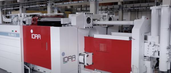 Tesla Cybertruck Casting Machine