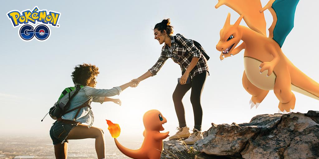 Pokemon Go Referral Feature Announcement
