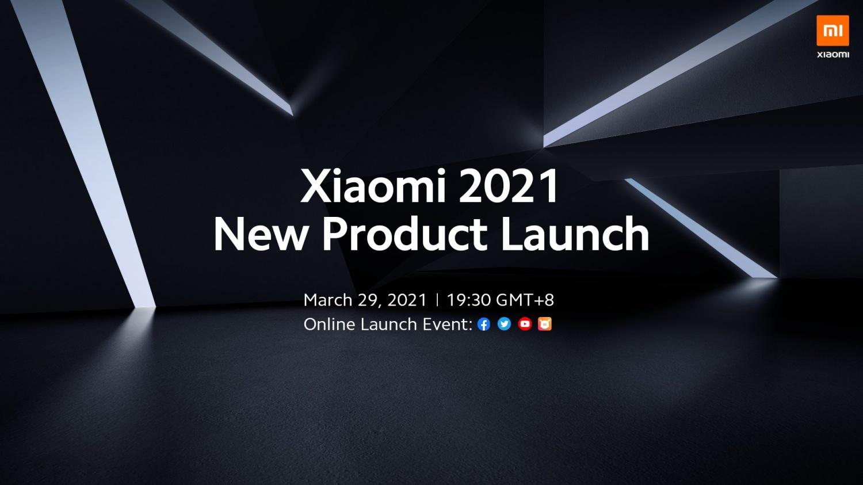 Xiaomi's 2021 Mega Launch Event