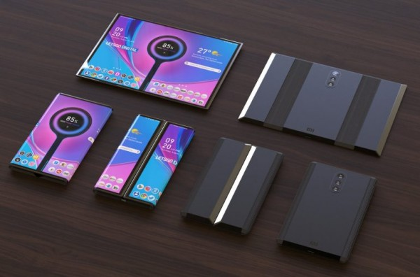 Xiaomi Unveils its fold-able smartphone in China Soon.