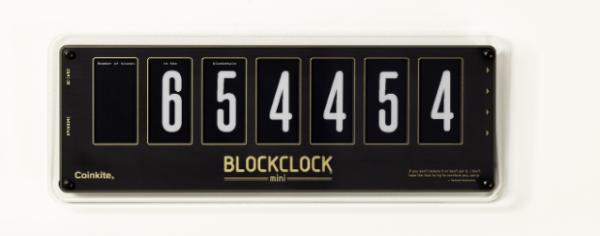 Jack Dorsey Shows Off His Bitcoin Clock
