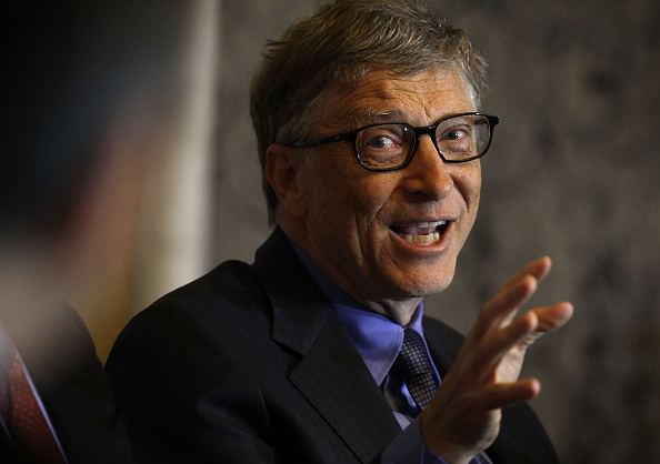 Bill Gates Continues Sun-Dimming Project— Million Tonnes of Chalk Powder to Cover Earth, Soon