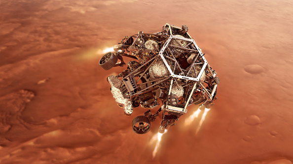 NASA's MOXIE as Game-Changer in Mars Explorations: It Turns Martian Air Into Oxygen