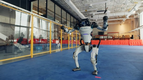 Boston Dynamics Grants Special Access to its Massachusetts Workshop--'Stretch' Robot to Launch in 2022