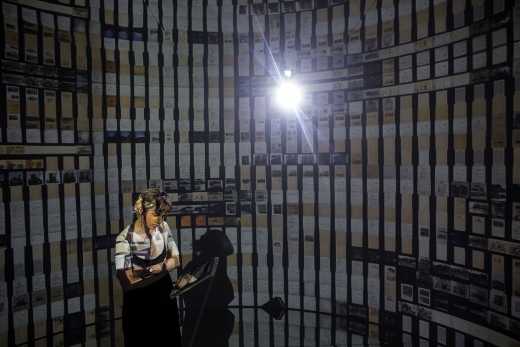 Turkish Artist Uses Artificial Intelligence To Share Historical Ottoman Archives