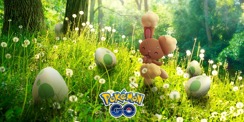 Pokémon GO Spring Event
