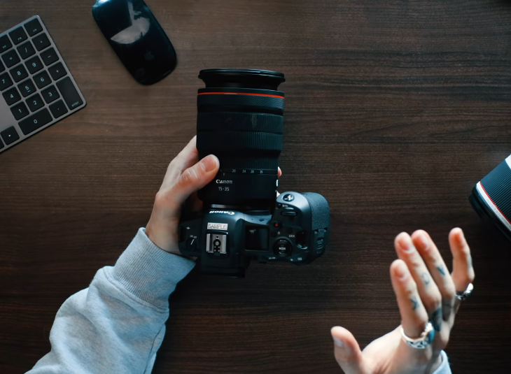 Canon EOS R5 Firmware Update Brings Sweet Additions Like FTM (full-time manual focus) but Misses the Mark on Much Requested Features
