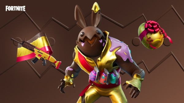 'Fortnite' 16.10 Full Patch Notes: Easter Event Update, Powerups, Bug Fixes and MORE