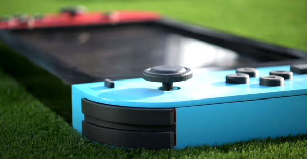 A Fan Creates World's Largest Playable Nintendo Switch: Here's How He Pulls It Off