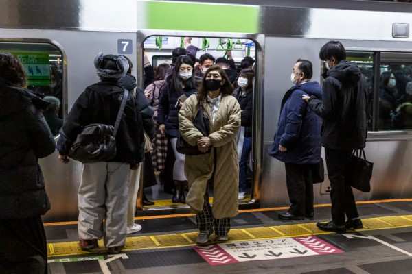 Coronavirus Cases Fluctuate As Tokyo Enters Second Half Of State Of Emergency