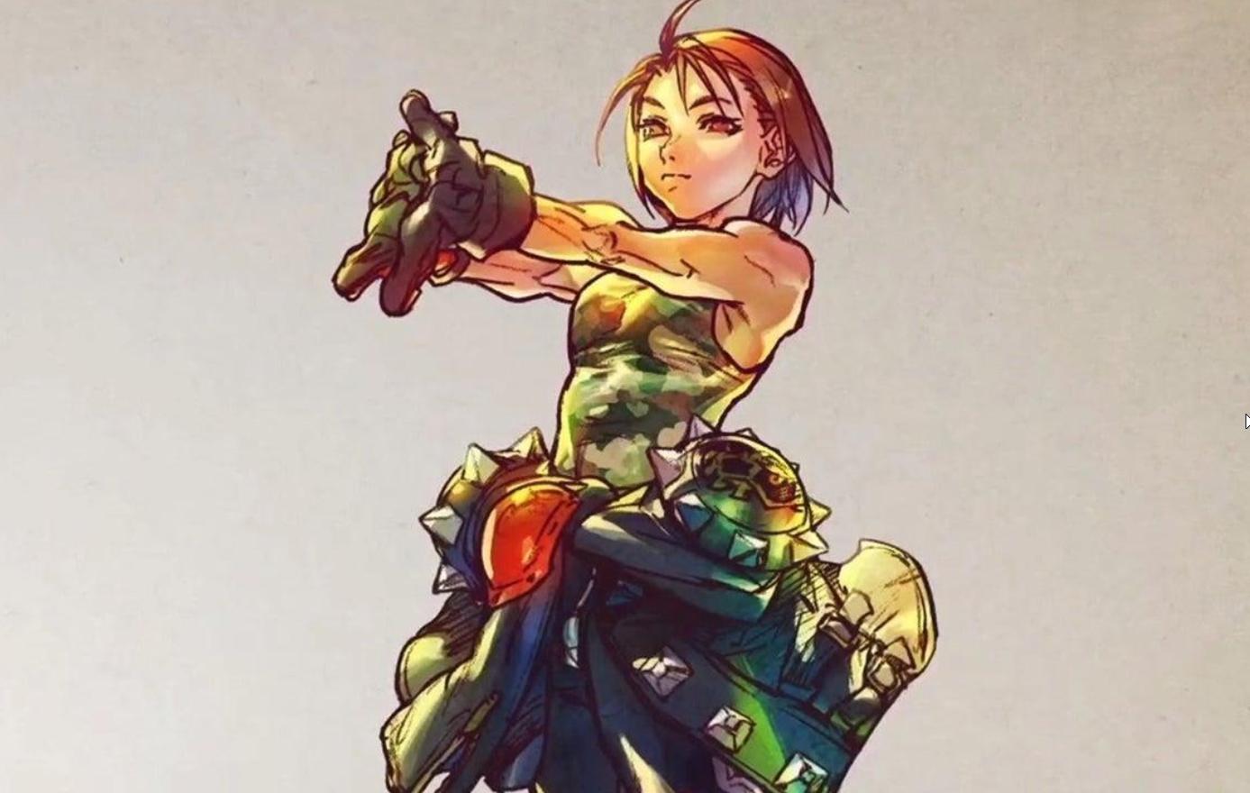 Capcom's Street Fighter V New Characters; Rose, Oro, Akira Revealed on Stream