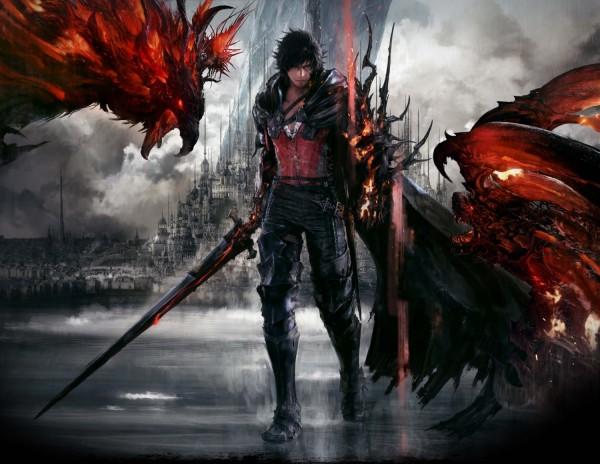 Final Fantasy XVI Teaser Poster