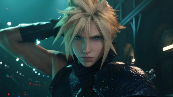 Cloud Warfare in Final Fantasy VII